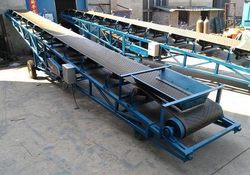 皮带输送机卸料装置设计技术及制造要求